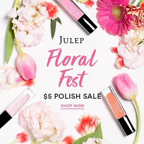 Julep $5 Polish? Yes, Please!