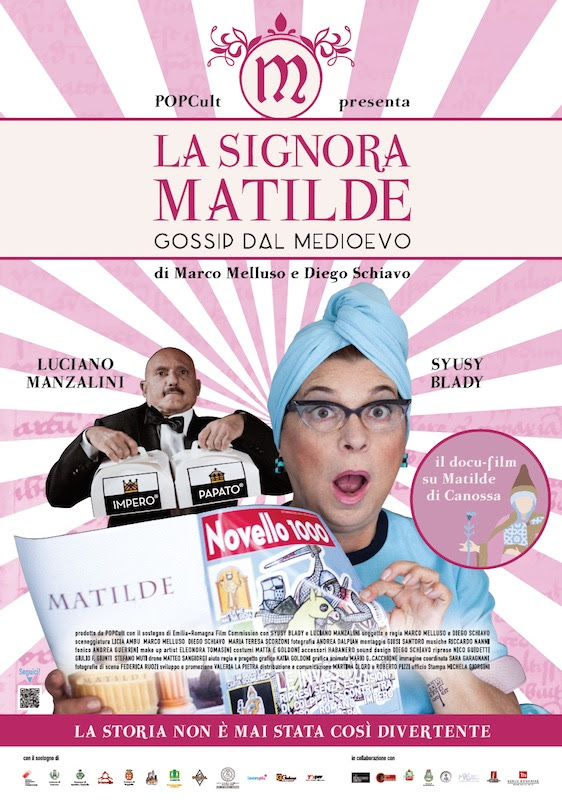 LA SIGNORA MATILDE - GOSSIP DAL MEDIOEVO