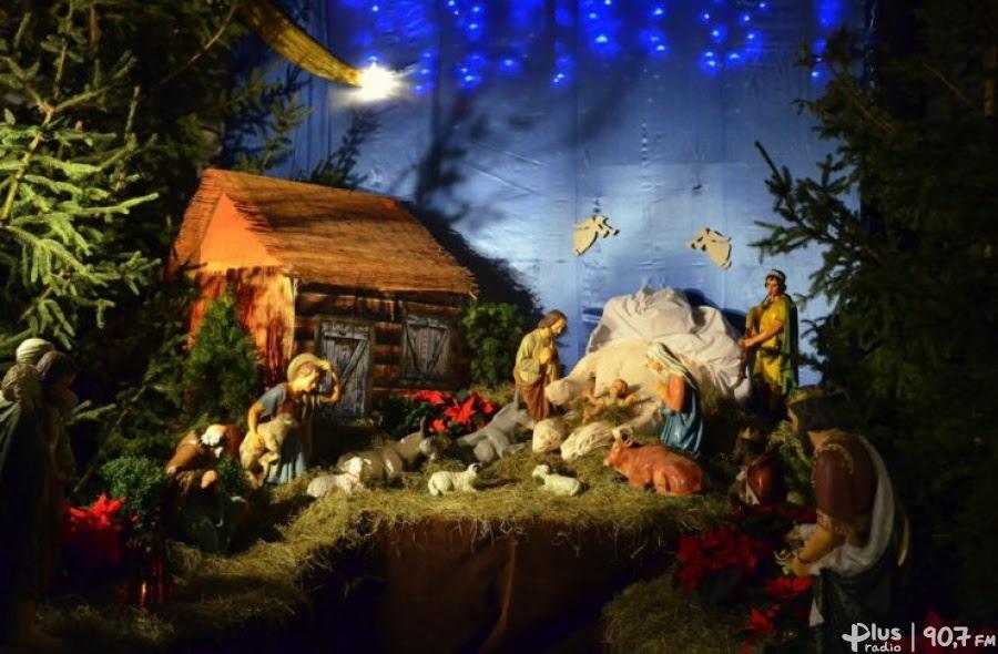 Najładniejsza szopka bożonarodzeniowa - Radio Plus Radom