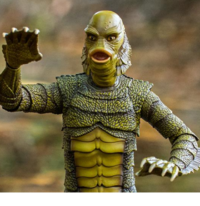 Universal Monsters Creature From the Black Lagoon 1/6 Scale Figure