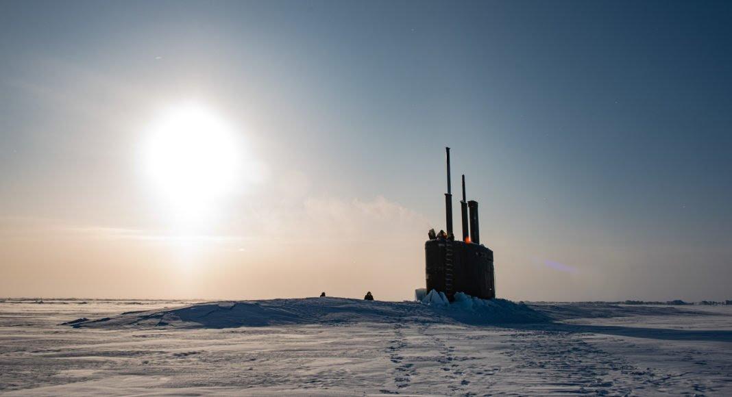 Guarding the Northwest Passage