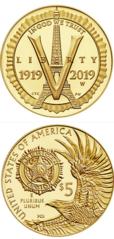 American Legion Coin