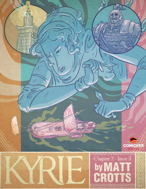 Kyrie #3 Cover