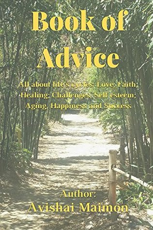 Book of Advice by Avishai Maimon