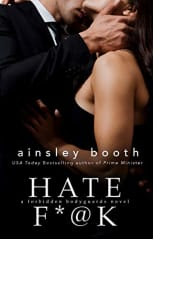 Hate F*@k by Ainsley Booth