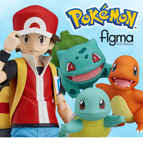POKEMON FIGMA NO.356 RED