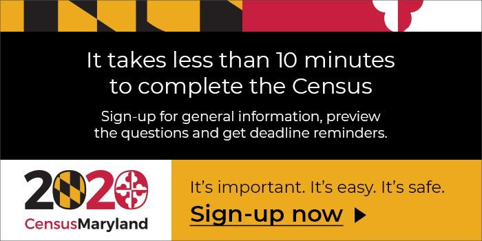 It takes less than 10 minutes to complete the Census.