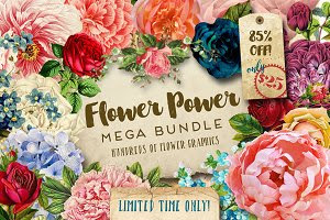 Flower Power Mega Bundle