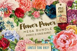 Flower Power Mega Bundle