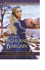 The Highlander's Bargain by Barbara Longley
