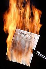 Burning Mortgage