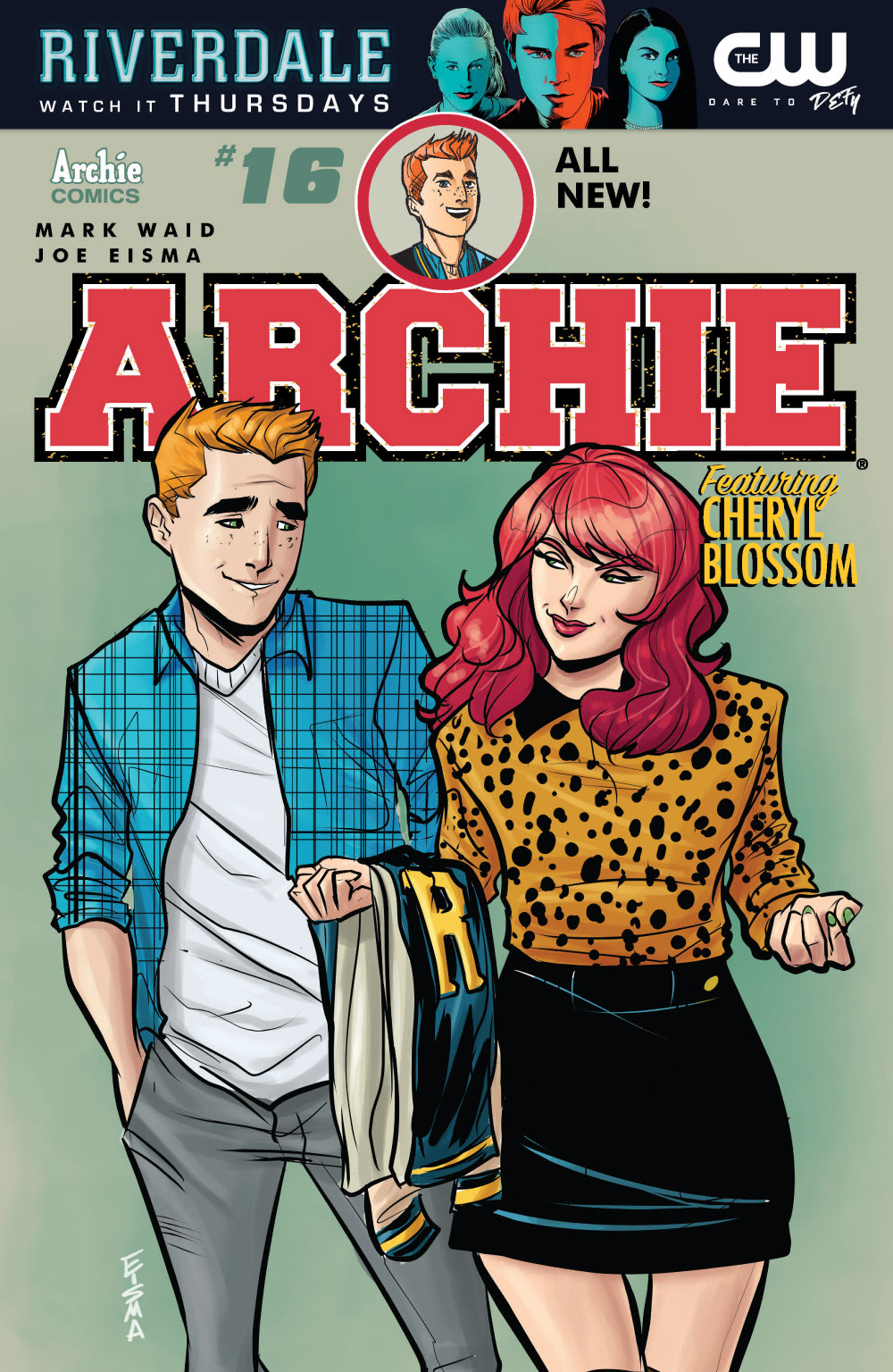 Archie #16 Cover