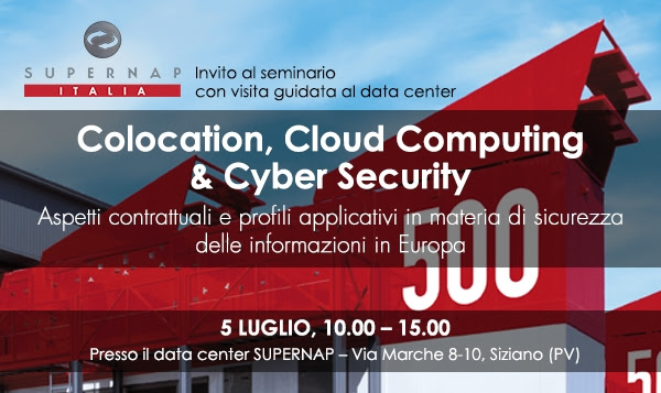 Colocation, Cloud Computing & Cyber Security
