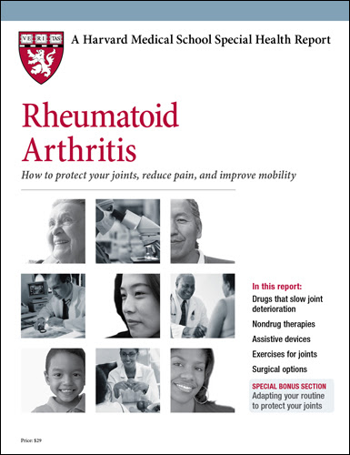 Product Page - Rheumatoid Arthritis