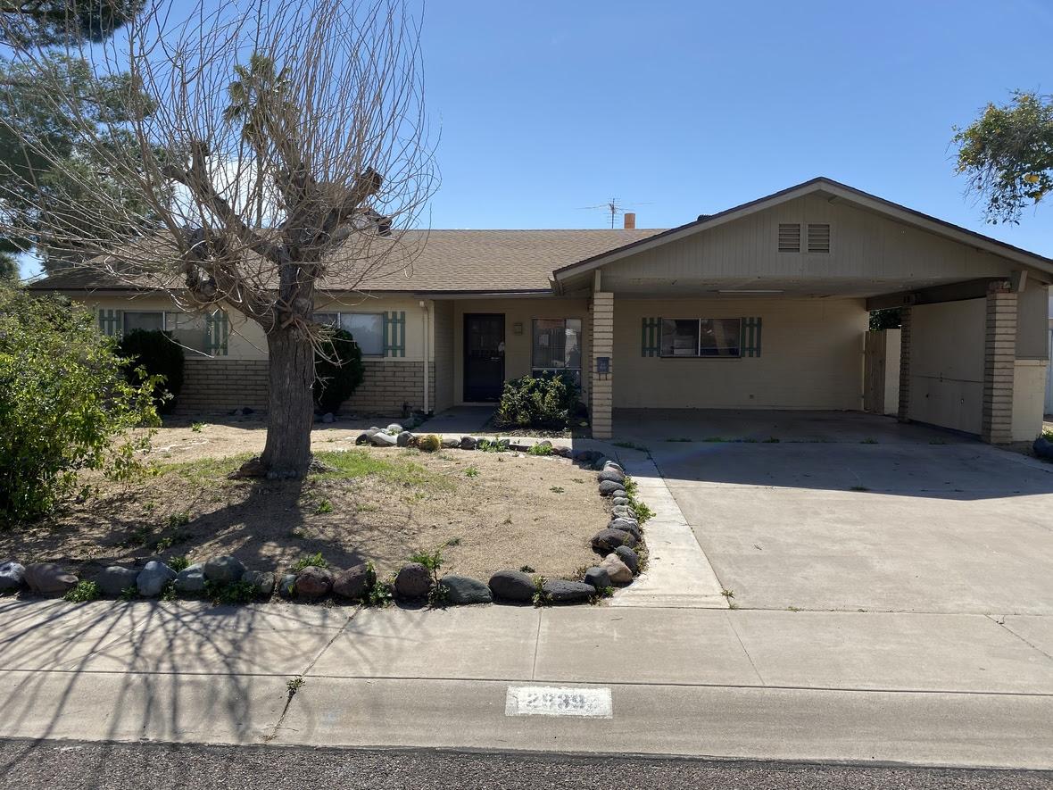 2939 E Corrine Dr, Phoenix, AZ 85032 wholesale house for sale near Cactus and the 51 freeway