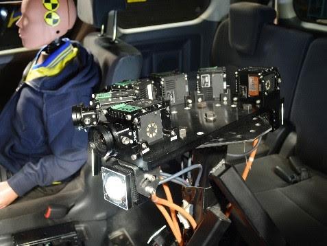 耐衝撃 超高速度カメラ