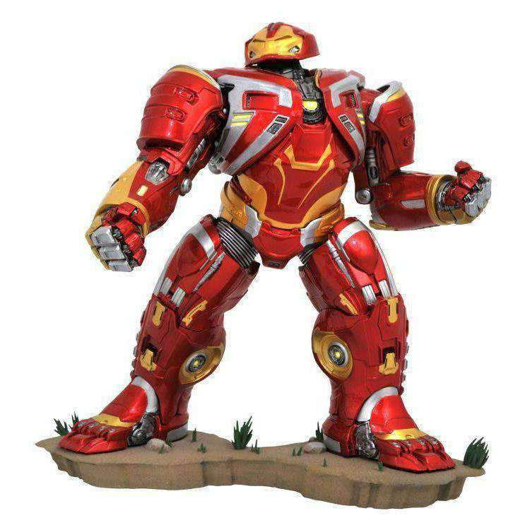 Image of Avengers: Infinity War Gallery Hulkbuster Mark II (Deluxe) Figure - MAY 2019