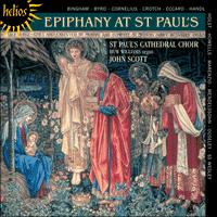 CDH55443 - Epiphany at St Paul's