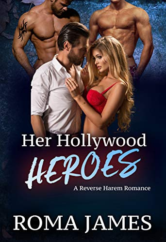 Cover for 'Her Hollywood Heroes'