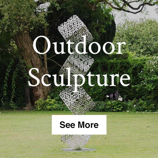 Escultura ao ar livre