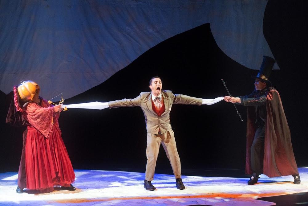 Espetáculo 'A ver estrelas' será exibido nesta sexta-feira no 'Ceu das Artes', em Tatui