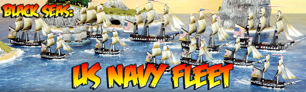 Black Seas: US Navy Fleet