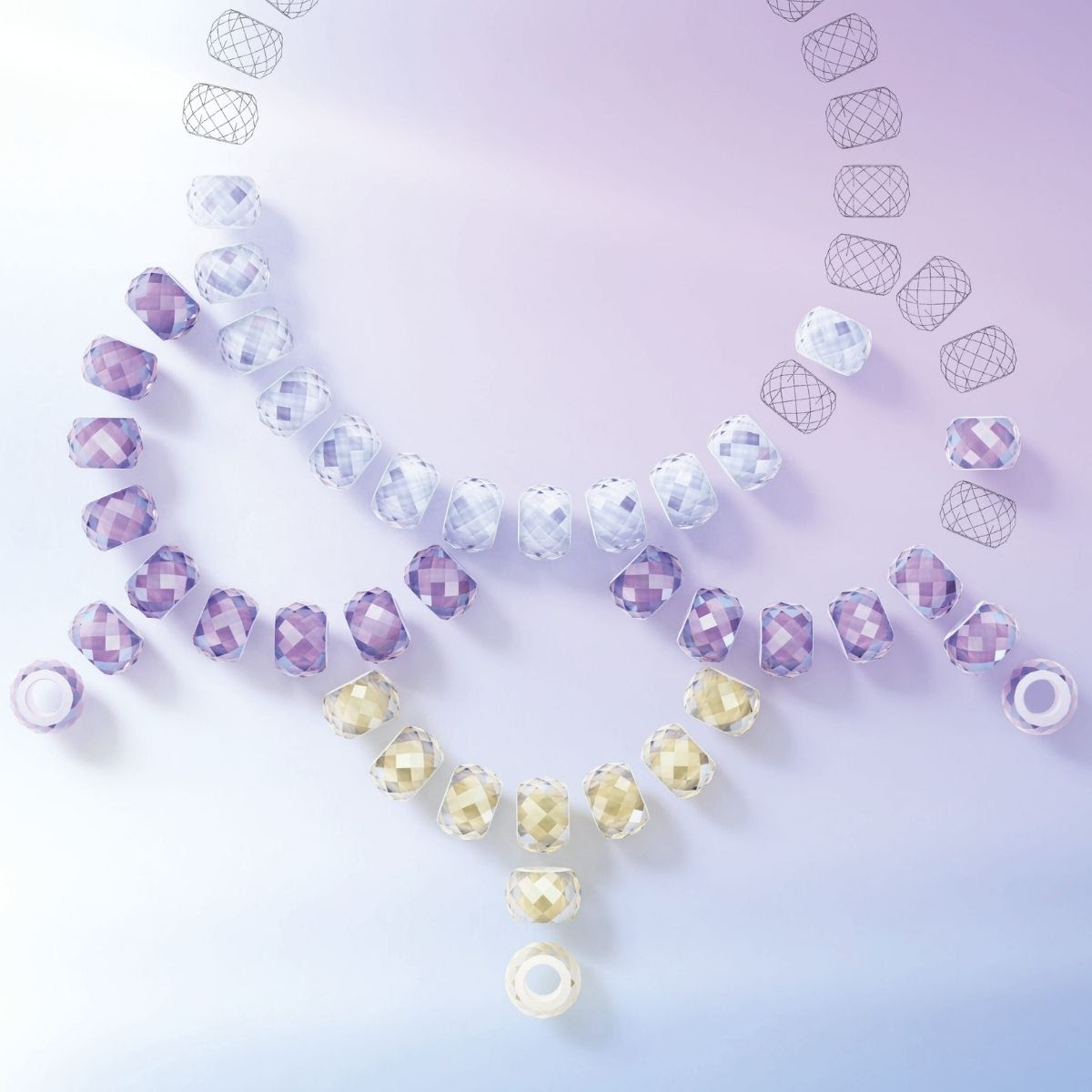 Swarovski 5043 XXL Hole Beads