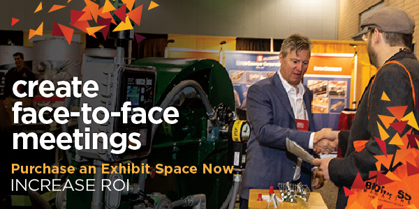 International Biomass Conference & Expo 2019: Purchase exhibit space