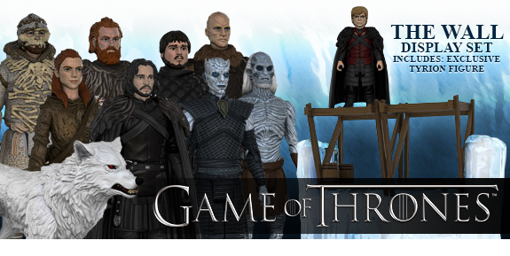 "FUNKO GAME OF THRONES 3.75"" ACTION FIGURES"