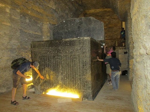 Lost Ancient High Technology Of Egypt: 100 Ton Stone Boxes  Sddefault