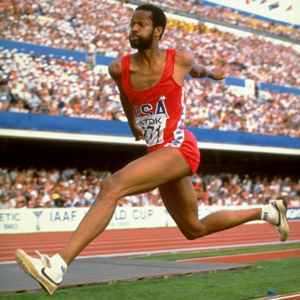 Willie Banks at the 1983 World Championships