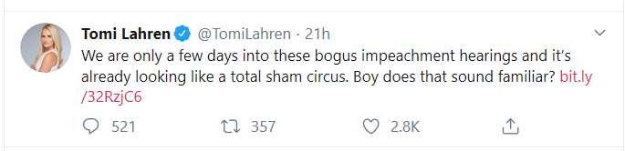 tomi lahren tweet