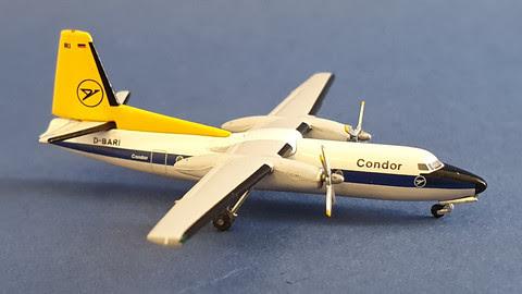 F-27 Condor D-BARI