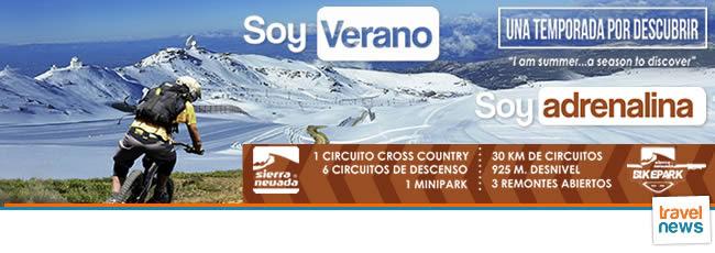 Sierra Nevada – Soy Verano, soy adrenalina
