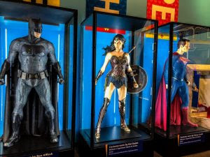 DC Superheroes Exhibit