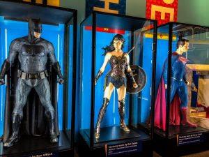 DC Superheroes Exhibit