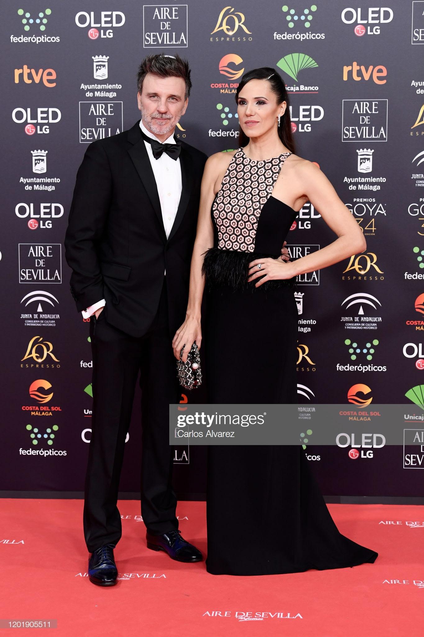 e33de989 1987 47c3 9e72 b136ee336aa7 - Premios Goya 2020 : Looks de todas las celebrities que lucieron  marcas de Replica