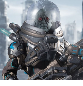 DC Comics One:12 Collective Deluxe Mr. Freeze