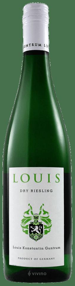 Louis Guntrum Dry Riesling 2018 | Wine Info