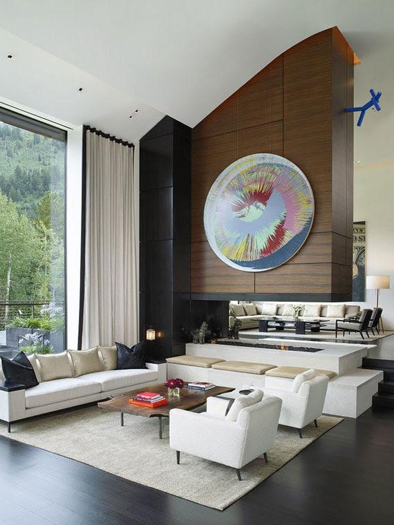 Ανακαινισμένο σπίτι με εξαιρετικά Interiors Designed By Stonefox Σχεδιασμός 4