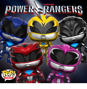 POP! POWER RANGERS