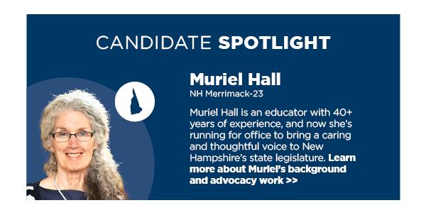 Candidate Spotlight: Muriel Hall, NH Merrimack-23
