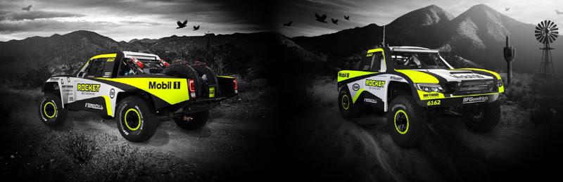 Jensen Button Livery, Brenthel Spec TT Livery, Desert Racing, Mobil 1