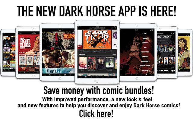 New Dark Horse App