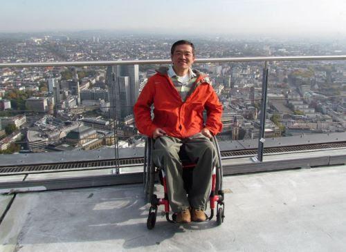 Viajante que criou empresa após ficar paraplégico comprova - empreender é enxergar oportunidade onde os outros veem dificuldade