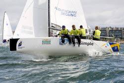 J/70 sailing Swedish Sailing League