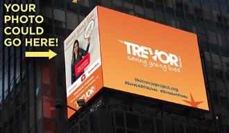 Share a selfie and you could be on our Times Square billboard too!