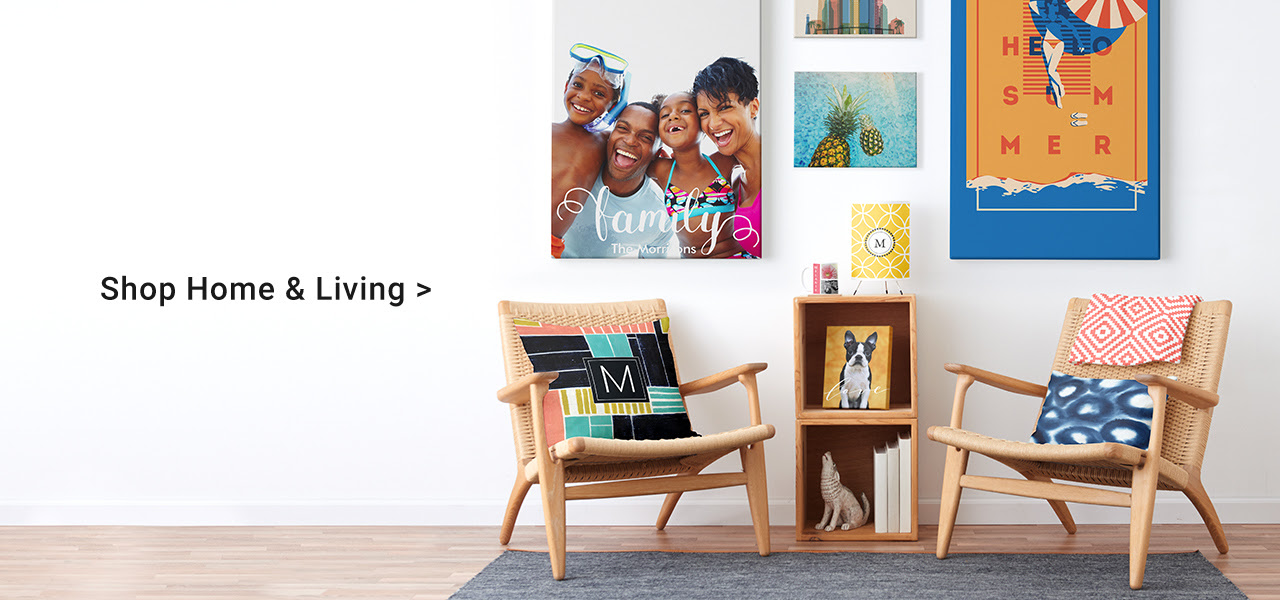 Looking For Something Other Than Custom Art - Shop Our Whole Home Department