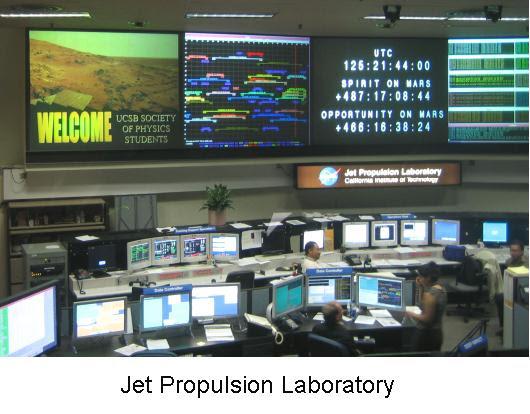 Fig 7 Jet Propulsion Laboratory