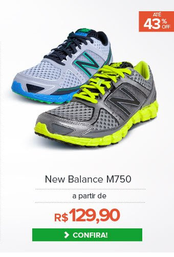 New Balance M750